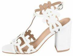 Witte Sandaaltjes