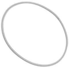 Zanussi Spannfeder für Türmanschette (Metallausführung, klein, ca. 20 cm Ø) 1240477016