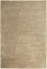 OSTA Lana – Vloerkleed – Tapijt – geweven – wol – eco – duurzaam - modern - berber - Beige Bruin - 60x120