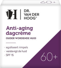 Dr Van der Hoog Dr Vd Hoog Anti Aging Dagcreme 60+ (50ml)