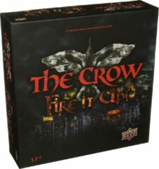 Upper Deck Entertainment The Crow: Fire It Up Board Game