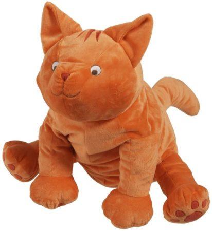 Afbeelding van Oranje Happy Horse Dikkie Dik No.3 Knuffel - 43 cm
