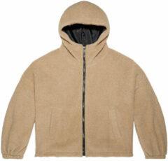 Bruine Sweater Converse 10019263-A01