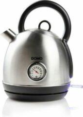 Domo DO9230WK waterkoker 1,7 l Roestvrijstaal 2200 W