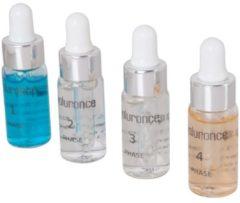 Hyaluronce 4 Phasen Anti-Aging Ampullenkur 4x 5 ml