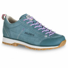 Dolomite - Women's Cinquantaquattro Low - Sneakers maat 5, grijs/turkoois