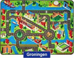 Jouw Speelkleed Groningen - Verkeerskleed - Speeltapijt.
