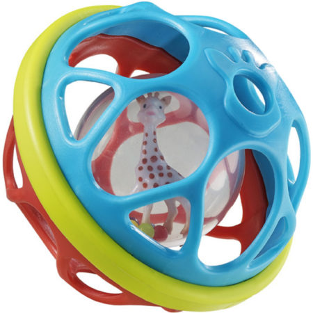 Afbeelding van Kleine Giraf Sophie De Giraf Original Speelbal