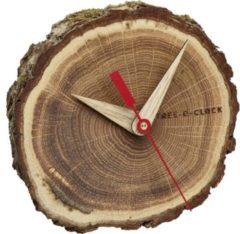 Rode TFA Dostmann TFA Tree-0-Clock 10.5 cm tafelklok