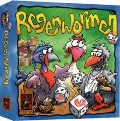999 Games Spel Regenwormen K5 (6101718)