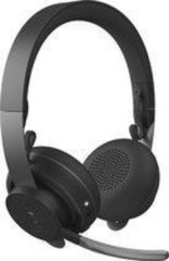 Grijze Logitech Zone Wireless Bluetooth headset - GRAPHITE - EMEA