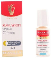 Witte Wet N Wild Mavala Mava-White Optical Nail Whitener 10ml