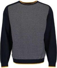 Blue Seven heren trui zwart - maat L
