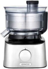 Kenwood Kompakt-Küchenmaschine FDM307SS Kenwood Schwarz/ Silber