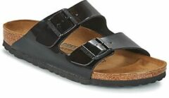 Zwarte Slippers Birkenstock ARIZONA