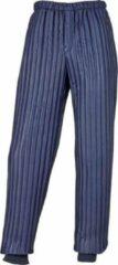 Marineblauwe T'RIFFIC SOLID Thermo pantalon 100% polyamide Marine - Maat 4XL
