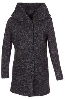 Afbeelding van Zwarte Only Onlsedona Boucle Wool Coat Otw Noos Coats Black