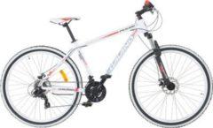Galano Toxic 29 Zoll Mountainbike Hardtail MTB Fahrrad Scheibenbremsen Shimano... weiss/rot