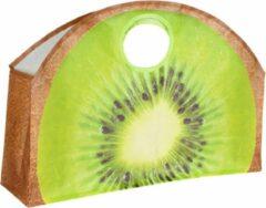 Esschert Design Shopper Kiwi 36 Liter Polypropyleen Groen/bruin