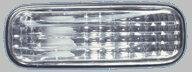 Set Zijknipperlichten Honda Civic 1996-2001 - Kristal