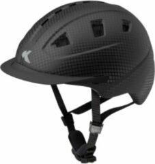 Zwarte Ked Basco II S black mesh