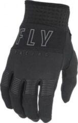Zwarte Fly Racing F16 Gloves black MTB / BMX handschoenen - Maat:7
