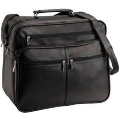 Travel Bags Flugumhänger 39 cm D&N schwarz