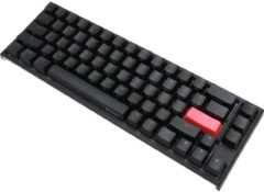 Ducky One 2 SF RGB PBT Cherry MX Silver Mechanisch Toetsenbord -...