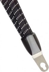 Juncker XLC snelbinder zwart/wit/lichtgrijs