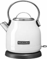 Kitchenaid Waterkoker Classic 5kek1222 - 1,25 Liter - Wit