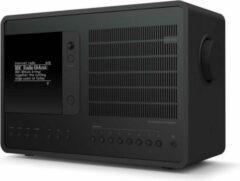 Zwarte Revo SuperConnect Radio met Dab+ en internet en Bluetooth - Shadow