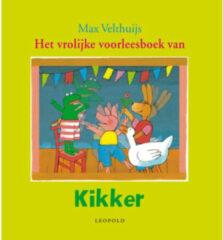 Boeketbinderij.be Leopold Boek Kikker Vrolijke Voorleesboek