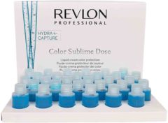 Orofluido Revlon Color Sublime Dose Fluid Cream Color Protection 30x15ml