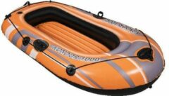 Oranje Bestway Opblaasbare Raft Boot Kondor 1000