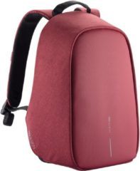 Rode XD Design Bobby Hero Small Anti-diefstal Rugzak 13,3 inch Red