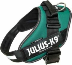 Julius K9 IDC Powertuig/Harnas - Maat 3/82-115cm - XXL - Donkergroen