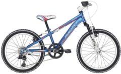 Adriatica 20 ZOLL JUNGEN MOUNTAINBIKE 6 GANG ROCK Junior Bike Kinder blau