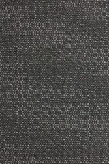 Antraciet-grijze Sunbrella Savane SAV J241 flanelle J241 grijs ecru buitenstof per meter, stof voor tuinkussens, terraskussens, palletkussens, plofkussens, zitzakken waterafstotend, kleurecht, schimmelwerend