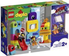 LEGO DUPLO 10895 DE LEGO FILM 2 Visite Voor Emmet & Lucy Van De Duplo Planeet (4110895)