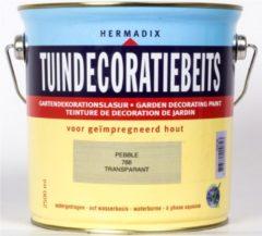 Hermadix Tuindecoratiebeits Transparant - 2,5 liter - 788 Pebble