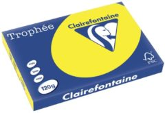 Clairefontaine Trophée Intens A3, 120 g, 250 vel, zonnegeel