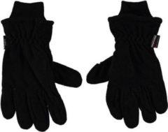 Heat Keeper Thermo heren thinsulatie fleece handschoenen zwart - XXL