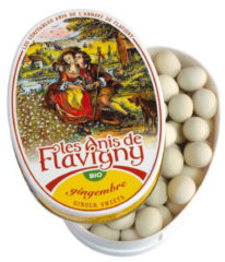 Anis De Flavigny Anijspastilles gember 50 Gram