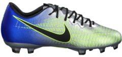 Fußballschuh Jr. Mercurial Vapor XI NJR FG mit Neymar-Schriftzug 940855-407 Nike Racer Blue/Black-Chrome-Volt