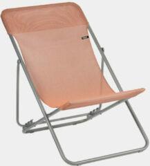 Lafuma Maxi Transat - Strandstoel - Inklapbaar - Verstelbaar - Terracotta