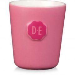 Douwe Egberts Puur mokje - 18 cl - roze