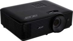 Acer X138WH - DLP-Projektor - tragbar - 3D - 3700 ANSI-Lumen - WXGA (1280 x 800) MR.JQ911.001