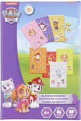 Redhart PAW Patrol kleuren kwartet - Paars / Multicolor - Karton - 32 kaartjes - Spel