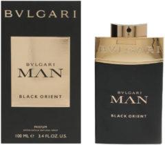 Bvlgari Herrendüfte Man Black Orient Parfum Spray 100 ml