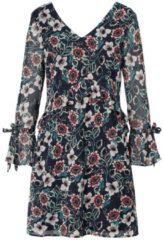 Copo de nieve Kleid, im femininen Style, Modisch, Kunstfaser
